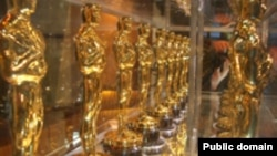 Iran-The image of the Academy Award Oscar-undated