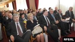 Sabor Hrvatske zajednice Herceg-Bosne, Foto: Tina Jelin