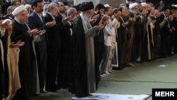 مدیرعامل خانه موسیقی گفته در نامه به آقای خامنهای از او خواسته شده تا به عنوان «فصلالخطاب» به این مسئله رسیدگی کند.