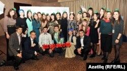Мәскәү татар яшьләре