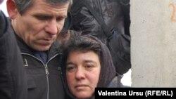 Родители Вадима Писаря