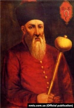 Портрет гетьмана Війська Запорозького Петра Конашевича-Сагайдачного (близько 1582–1622)