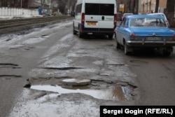 Дороги Ульяновска