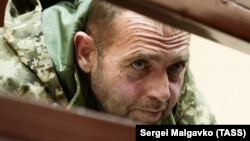 Yuri Budzylo, jedan od zatočenih ukrajinskih mornara