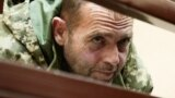 Yuri Budzylo, one of the 24 Ukrainian sailors detained by Russia