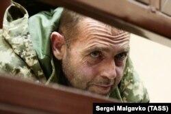 Мичман Юрий Будзило в суде