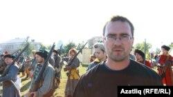 Фестивальне оештыручыларның берсе Алексей Кокорин
