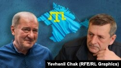 Ильми Умеров и Ахтем Чийгоз