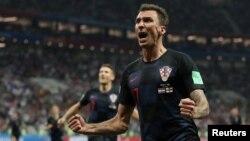 Марио Манджукич забил победный гол