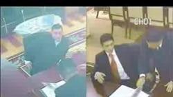 Elshad Abdullayevin gizli videosu-2 (MTN zabitlləri ilə görüş)