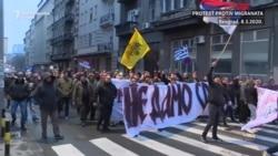 Cucić: Sramni protesti protiv migranata