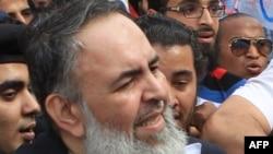 """Президент сайлауынан шеттетілген """"Мұсылман бауырластығы"""" ұйымының жетекшісі Хазем Әбу Исмаил."""