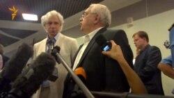 Встреча с Эдвардом Сноуденом: Владимир Лукин