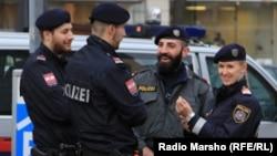 Венские полицейские