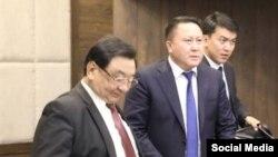 Чолпонкул Арабаев жана Курманкул Зулушев.