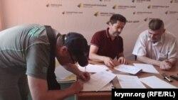 У Херсоні підписують звернення до керівництва України з проханням не давати воду в Крим