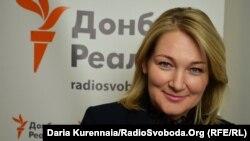 Іонова сказала, что Порошенко не влаштовуватиме на стадіоні дебатів із Зеленським