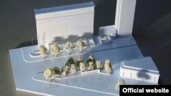 Проект Пам'ятника жертвам Голодомору, Вашингтон