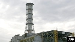 إحدى وحدات مفاعل تشيرنوبل