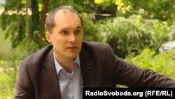 Військовий журналіст Юрій Бутусов