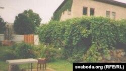 Дом Вікторыі Грынінай уДзісьне