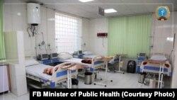 شفاخانه دوستی افغان – اندونیزیا که امروز در کابل افتتاح شد