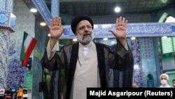 سید ابراهیم رئیسی، پیروز انتخابات ریاست جمهوری ایران