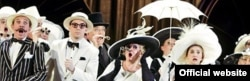 My Fair Lady pe scena Operei Comice din Berlin