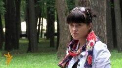 Наста Дашкевіч: Зьмітра з турмы сустрэне гусь зь яблыкамі