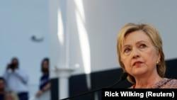 Гілларі Клінтон, архівне фото