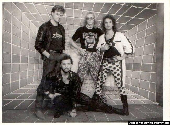 Рок-моднікі 1980-х