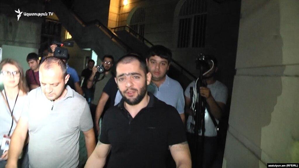 Завершено предварительное следствие по делу племянника экс-президента Армении Сержа Саргсяна