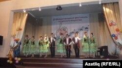 """""""Җәйге Иртеш моңнары"""" фестивале"""