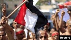 Arkiv: Protestë antiqeveritare në Jemen