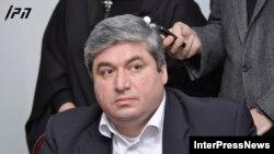Депутат парламента Грузии Георгий Жвания