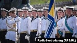Заходи з нагоди 100-річчя українського військово-морського флоту, Київ, 29 квітня 2018 року