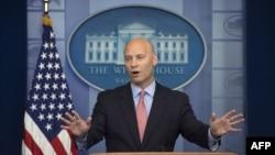 Представитель Белого дома по законодательным вопросам Марк Шорт.