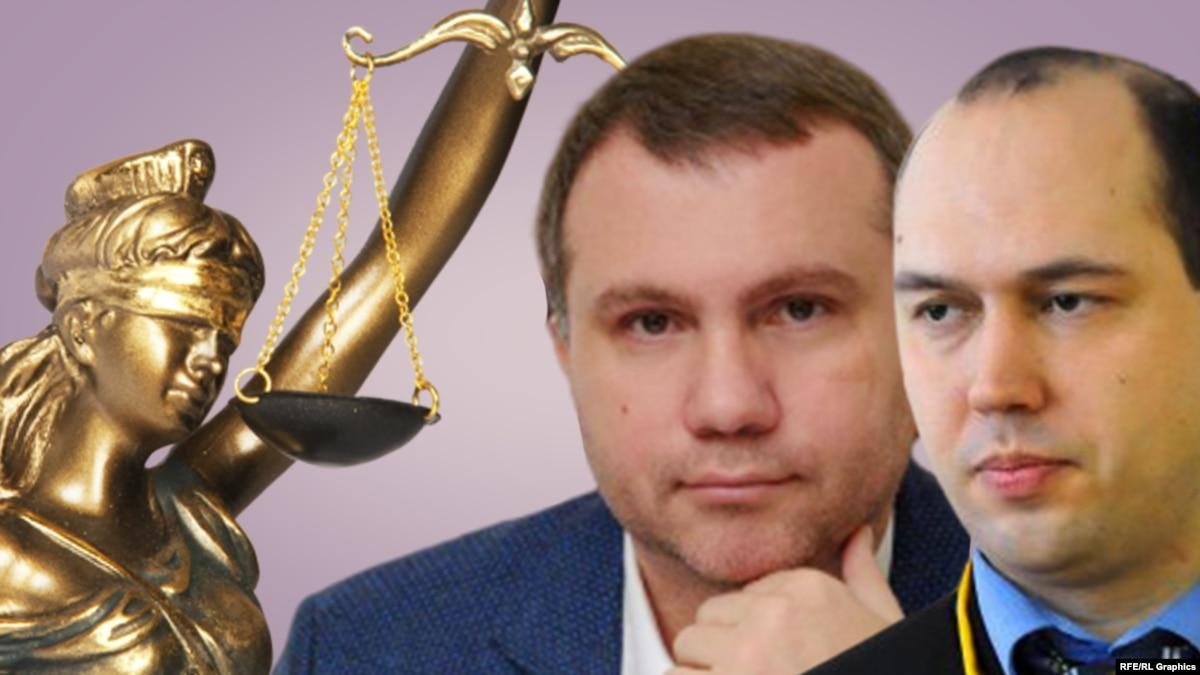 Почему скандальные судьи Сергей Вовк и Павел Вовк продолжают вершить правосудие?