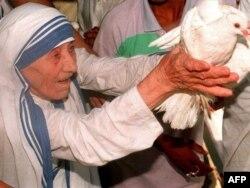 Uzor Majka Tereza