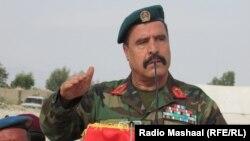 جنرال محمد زمان وزیري