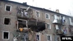 Несколько лет назад в результате взрыва газового баллона в одном из домов в Душанбе пострадали шесть человек
