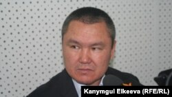 Жогорку Кеңештин депутаты Бакыт Жетигенов