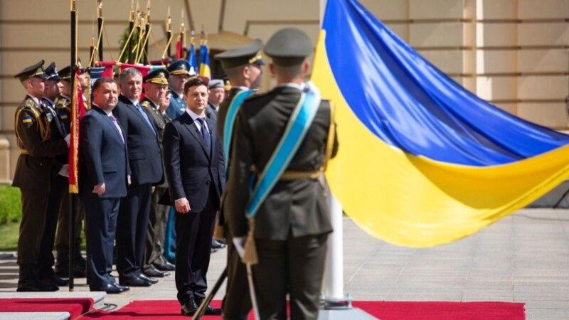 Украина: премьер-министр, главы СБУ и Минобороны объявили об отставке