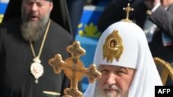 Patriarhul Kiril în vizită în Ucraina
