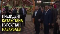 В селе Назарбаева не все могут посмотреть День Астаны