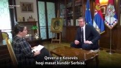 Vuçiq: Heqja e reciprocitetit krijon hapësirë për dialog