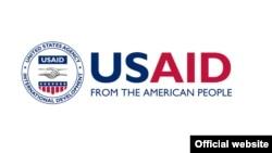ԱՄՆ-ի Միջազգային զարգացման գործակալության լոգոն