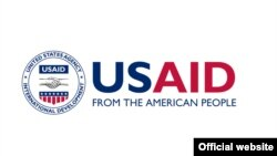 Эмблема Агентства США по международному развитию (USAID).