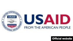 USAID логотипі. (Көрнекі сурет)