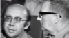 Genadi Rojdestvensky cu Dmitri Șostakovici